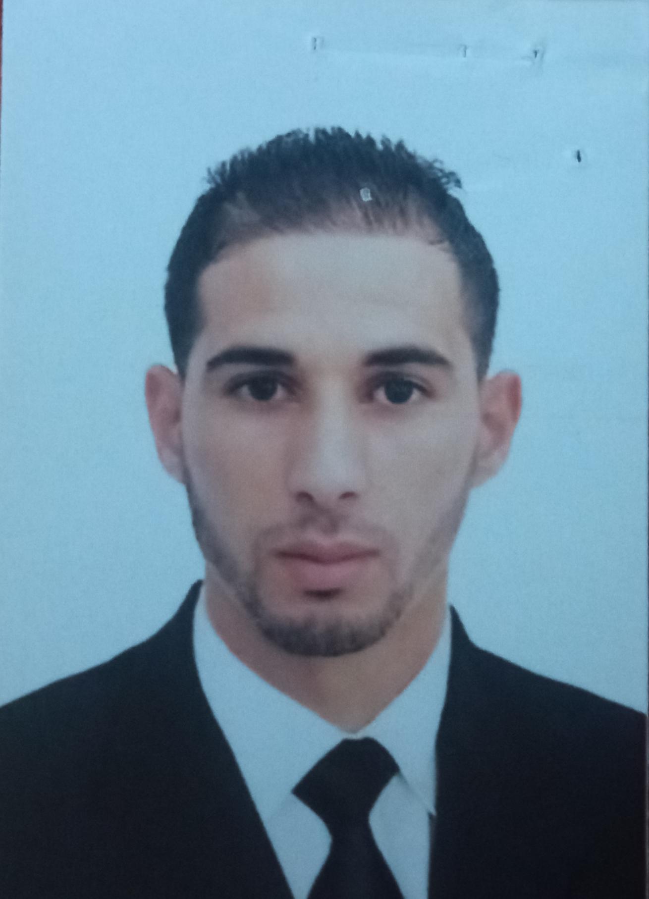 GHERAB Farouk