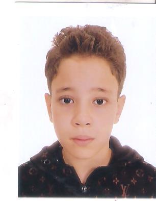 AMAROUCHE Ishak Sidi Ali