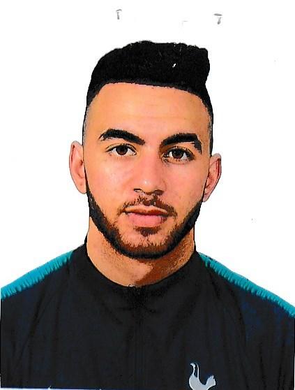 GUILMELLAH Abderaouf