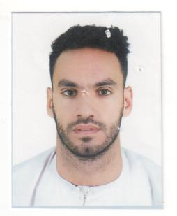 HAMOUCHI Mohamed Lamine