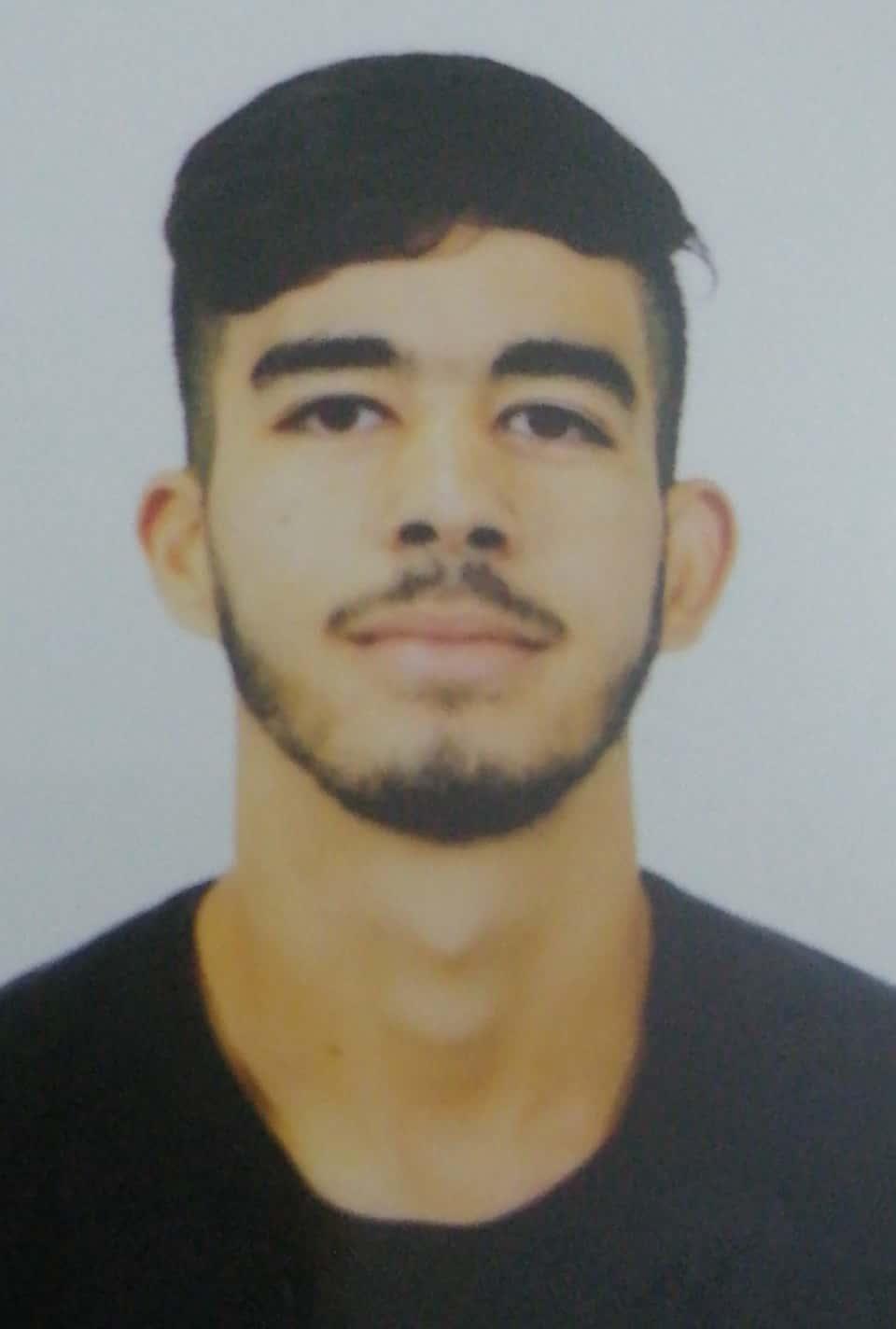 LAROUCI Omar Abderraouf